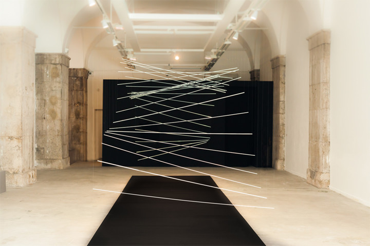 Nice Temps suspendu Elias Crespin Galerie de la Marine