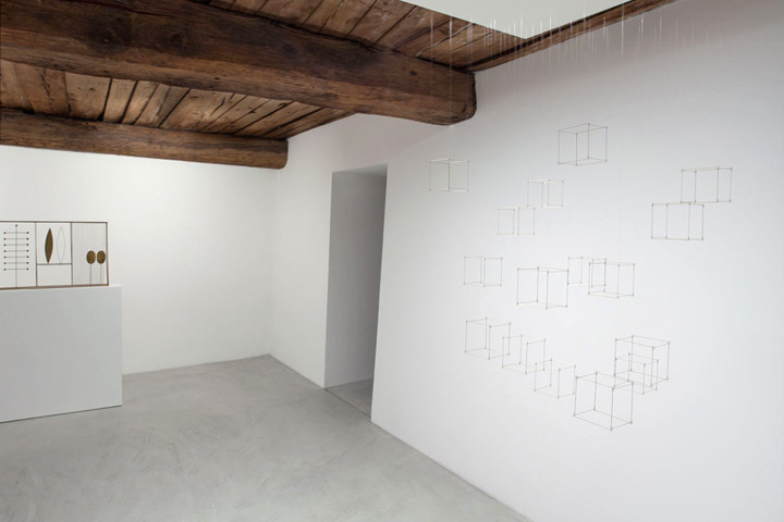 Elias Crespin Drawing in Space Monica de Cardenas