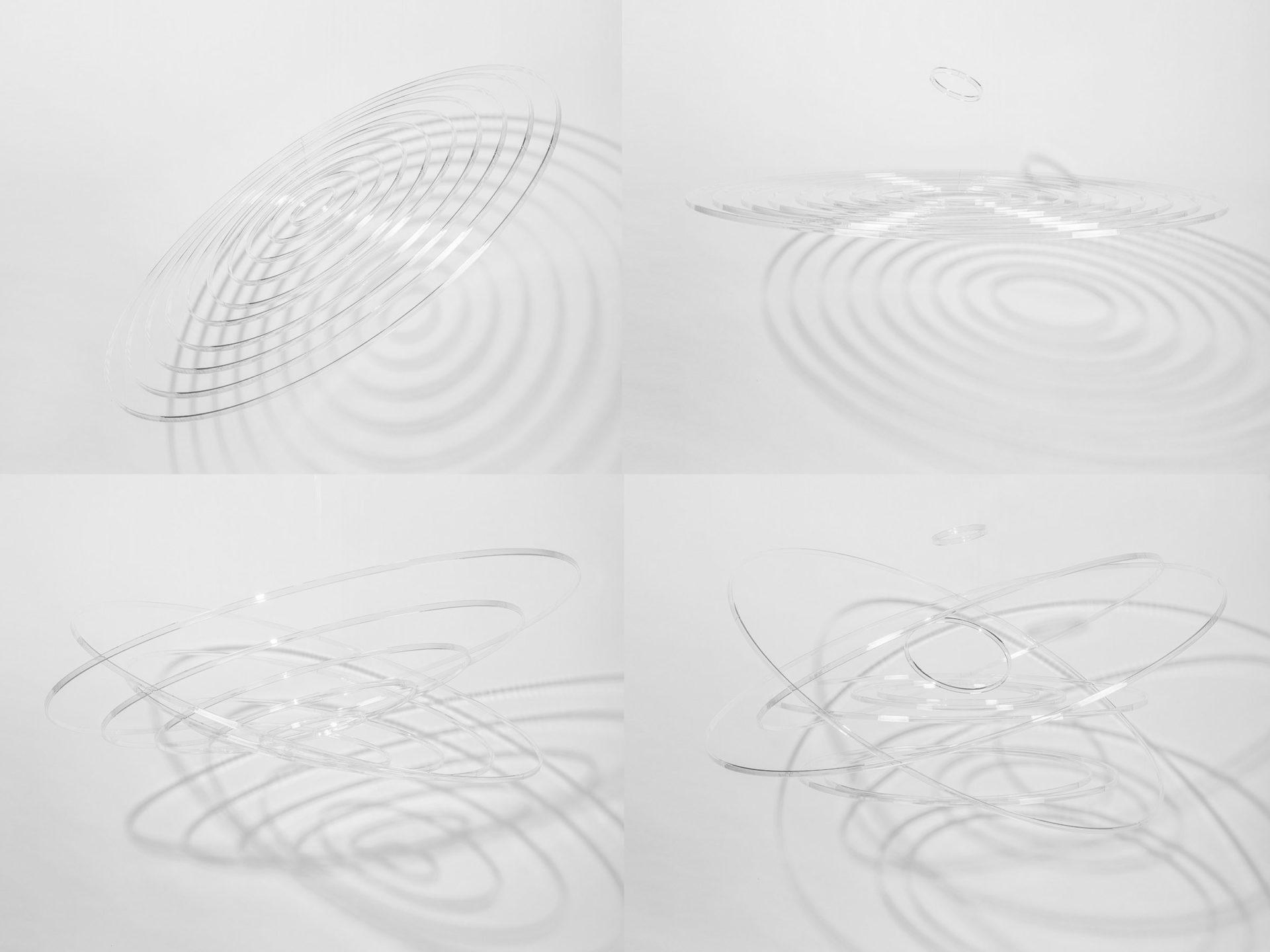 Elias Crespin Circuconcéntricos Transparente