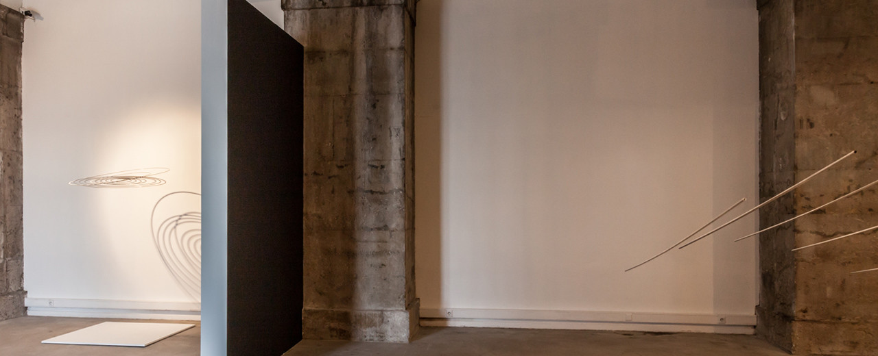 Elias Crespin Temps Suspendu Galerie de la Marine Nice