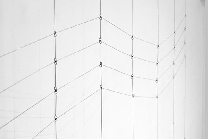 Elias Crespin Galerie Denise Rene
